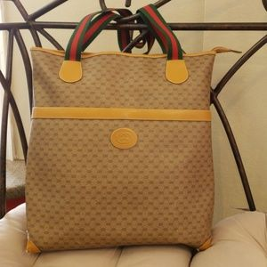 Gucci Carryall Tote